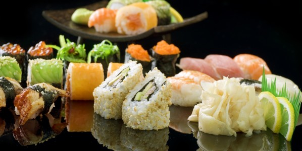 Рецепт суши от Киевской Федерации Кэндо